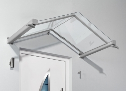 Haustürvordach Giebelvordach GV/T 160x90x40 cm